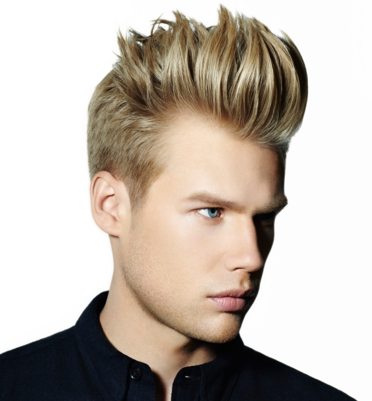 Styling Mens Hair Hair Styling For Men In Edinburgh At Macgregor Hairdressing